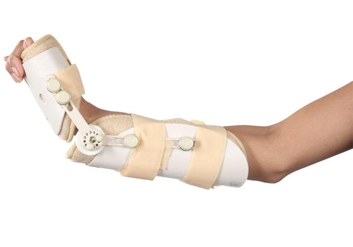 MRange Wrist Splint ROM