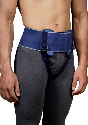 Push Back Hernia Support