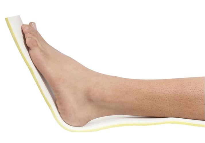 Short Leg U Splint