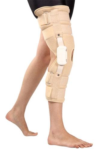 MRange Knee Splint ROM